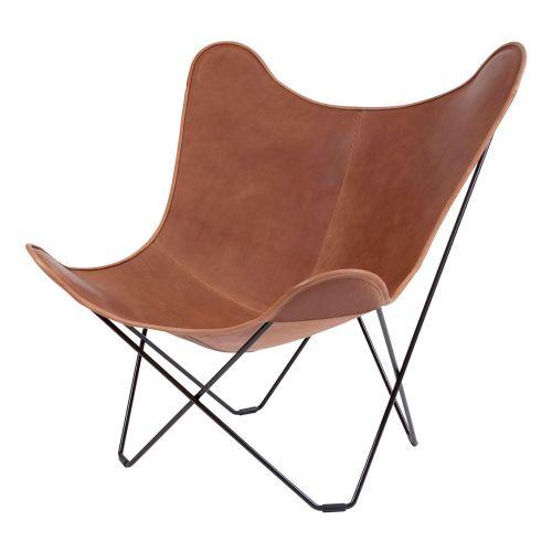 ビーケーエフ バタフライチェア マリポサ ブラウン / BKF Chair (Cuero)