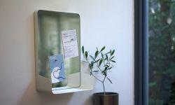 壁掛けミラー / Wall Mirror