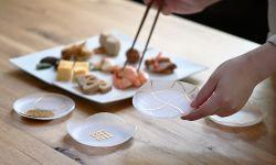 箔 豆皿 / Haku mamezara