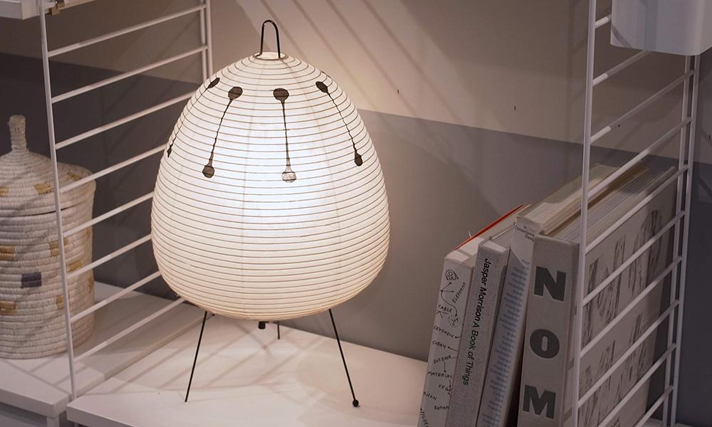 和モダンなデザイン照明